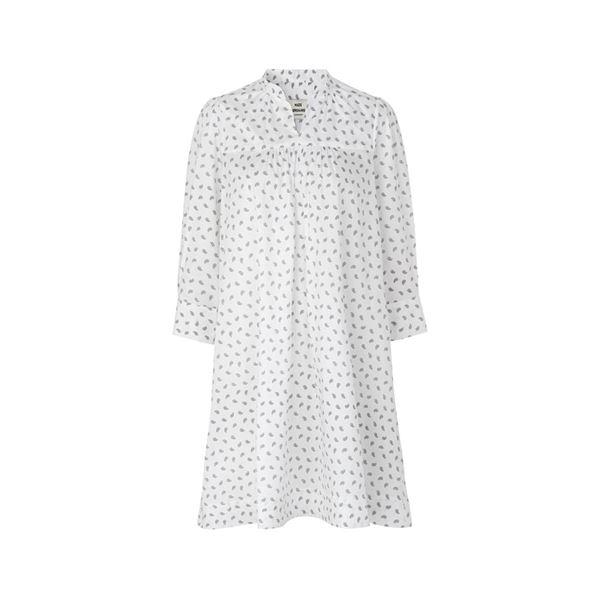 paisley stretch Danzy kjole fra Mads Nørgaard