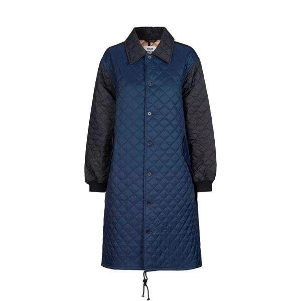 Shiny Recy Quilt Clizetta jakke fra Mads Nørgaard