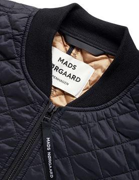 Shiny recy Quilt jeppa jakke fra Mads Nørgaard