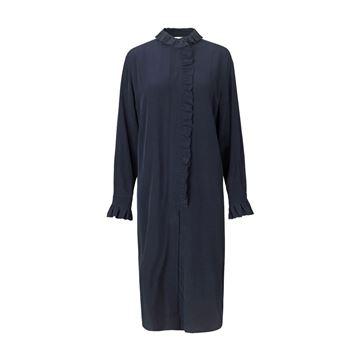 jade kjole fra samsøe samsøe