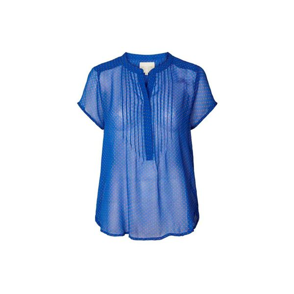 Heather bluse fra Lollys laundry