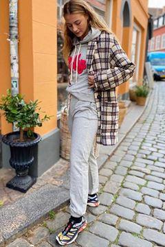 Lea hoodie fra Lollys Laundry