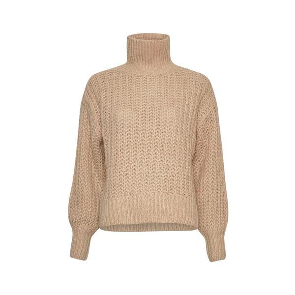 Heidi M Neck pullover fra Moss Copenhagen
