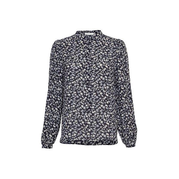 Maella Rikkelie bluse fra Moss Copenhagen