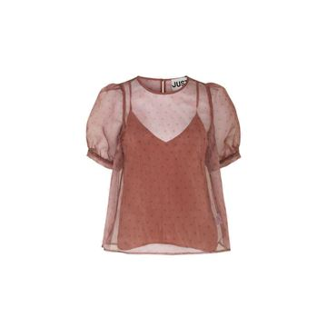 Ryder bluse fra Just Female