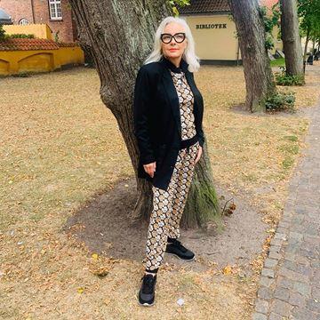 Terry Rose Souvanni bluse fra Mads Nørgaard