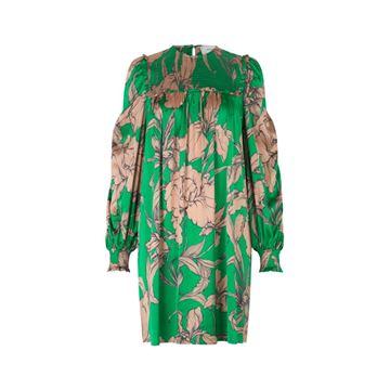 Tangerine kjole fra Munthe