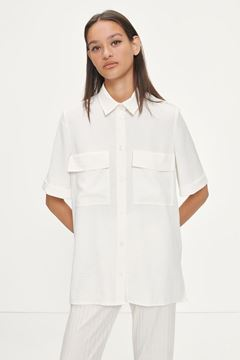 Camilla skjorte fra Samsøe Samsøe