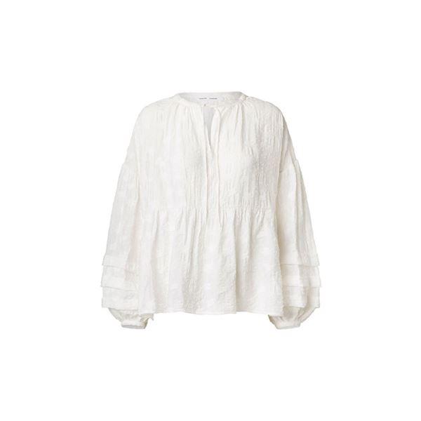 Roya bluse fra Samsøe Samsøe