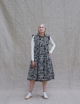 Damilla kjole fra mads nørgaard
