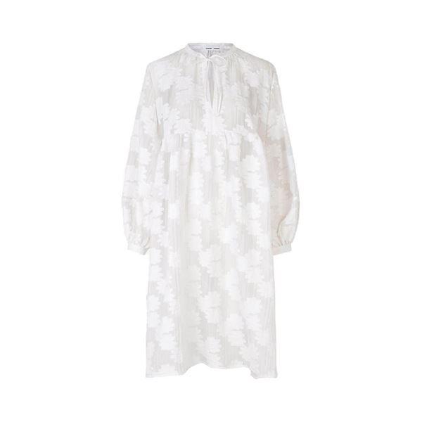 mynthe kjole fra samsøe samsøe