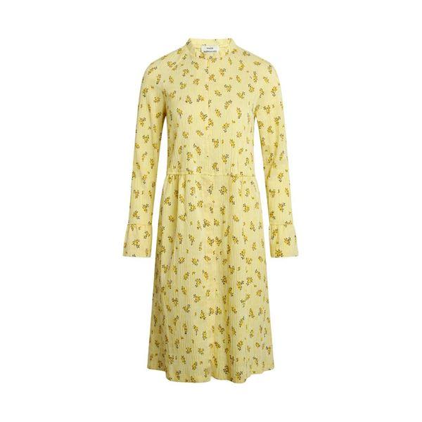 Crinkle Dupina kjole fra Mads Nørgaard