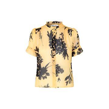 rosella skjorte fra samsøe samsøe