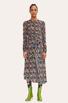 Linn jersey kjole fra Stine Goya