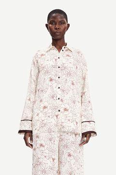 silje shirt fra samsøe samsøe