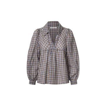 opal shirt fra samsøe samsøe