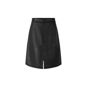 raven nederdel fra just female