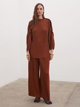 Tralluman bluse fra By Malene Birger