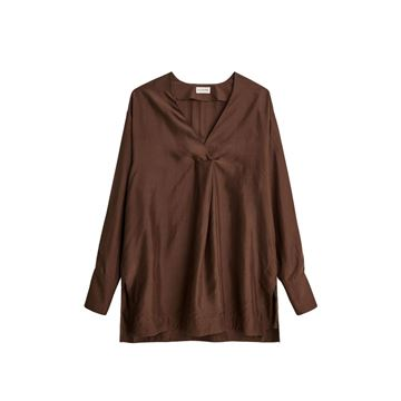 Okeniah bluse fra By Malene Birger