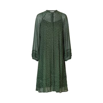 Elma shirt dress fra samsøe samsøe