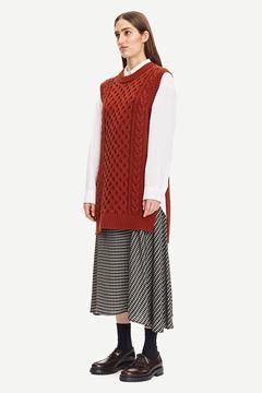 miah nederdel fra samsøe samsøe