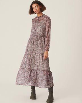 Kaline kjole fra Moss Copenhagen
